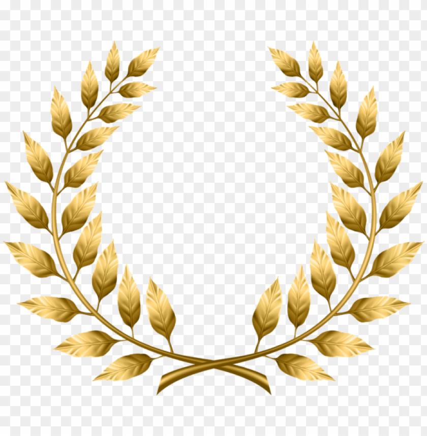 free PNG Download laurel wreath transparent clipart png photo   PNG images transparent