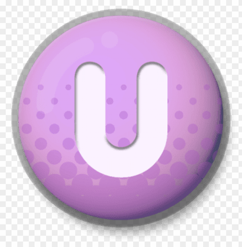 free PNG letter u roundlet PNG image with transparent background PNG images transparent