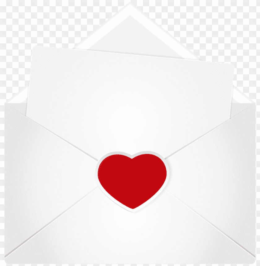 Letter With Heart Png Free Png Images Toppng