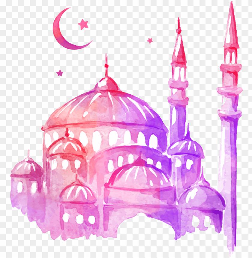 Download 720+ Background Islamic Vector Png Gratis