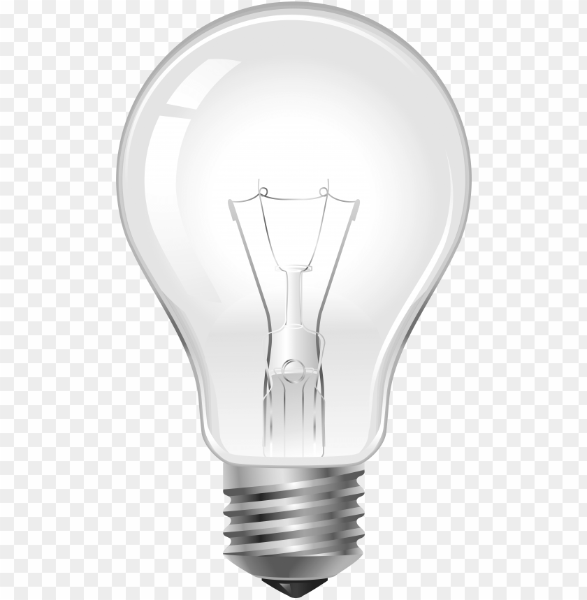 free PNG light bulb png clip art - incandescent light bulb PNG image with transparent background PNG images transparent