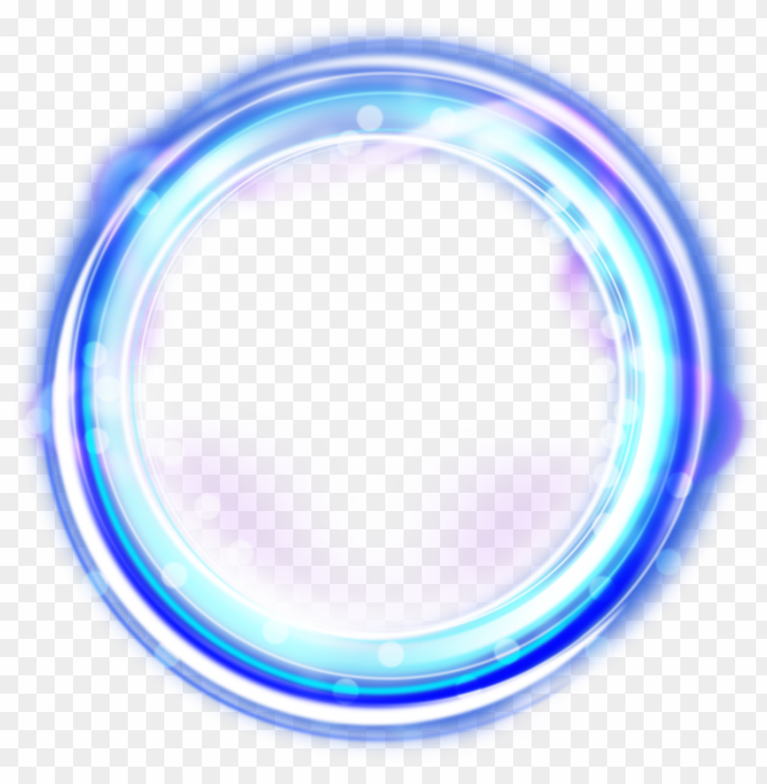free PNG #lights #light #lighteffect #ring #neon #neonlights - transparent light effect PNG image with transparent background PNG images transparent