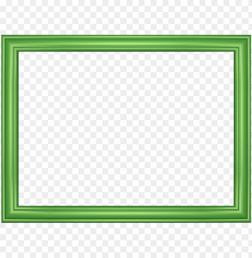 lime border frame png - Free PNG Images | TOPpng
