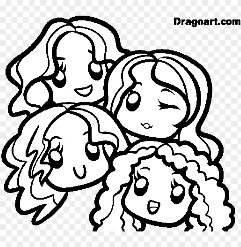 free PNG little mix colouring pages little mix coloring page - little mix to colour PNG image with transparent background PNG images transparent