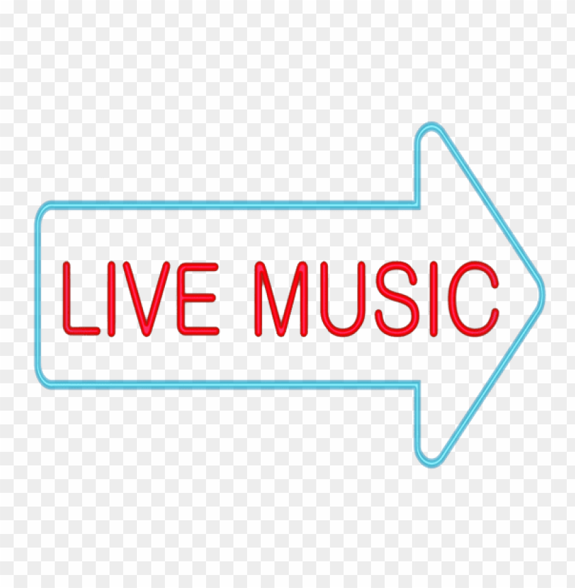 free PNG live music neon PNG image with transparent background PNG images transparent