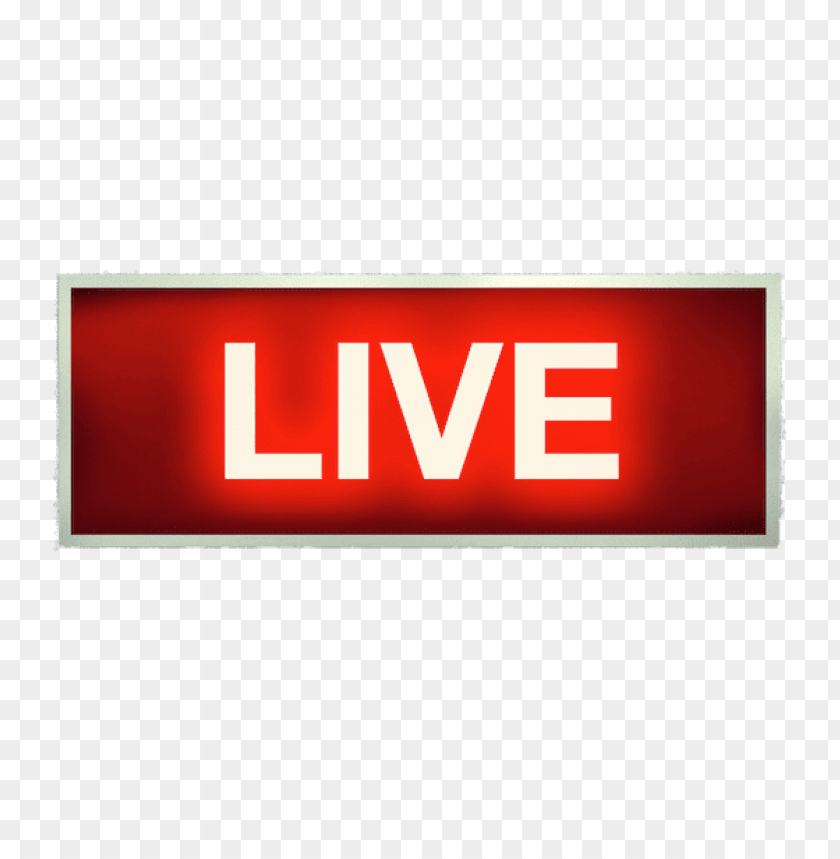 free PNG live on air sign PNG image with transparent background PNG images transparent