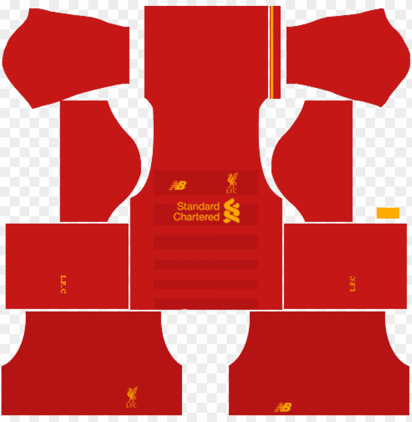 watch 5275a 55363 liverpool fc 2016-2017 dream league soccer kits url - dls 18 ...