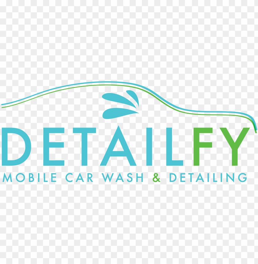 Logo Car Wash And Detailing Logo Png Image With Transparent