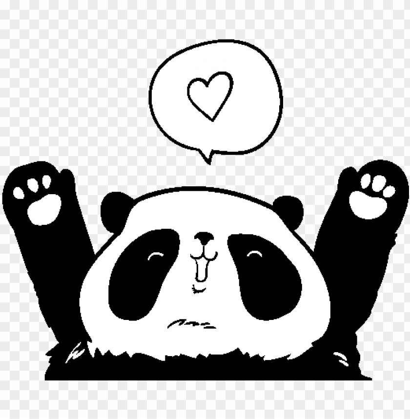 Cute Panda Coloring Pages - GetColoringPages.com | 859x840