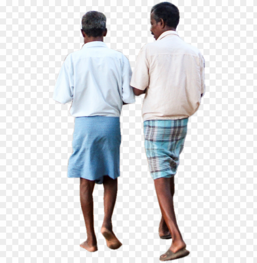 free PNG man men guys walking back group friends talking informal - humans png architectural india PNG image with transparent background PNG images transparent