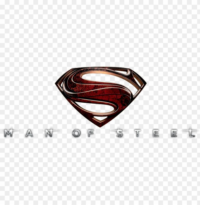 Man Of Steel Logo Png Image With Transparent Background Toppng