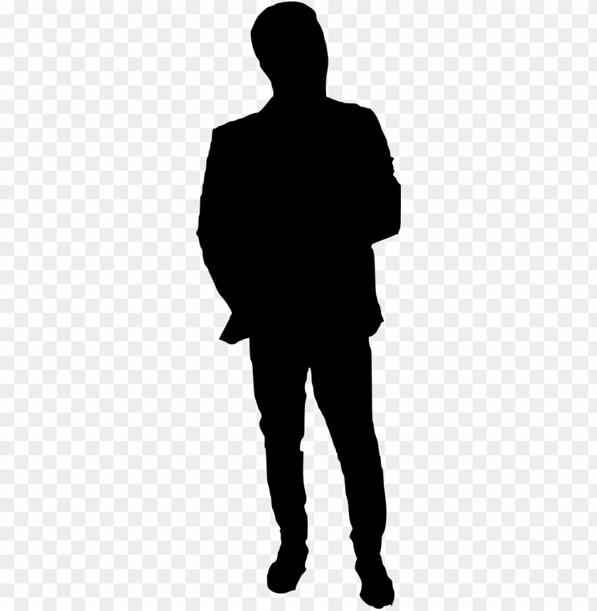 free png man silhouette PNG images transparent