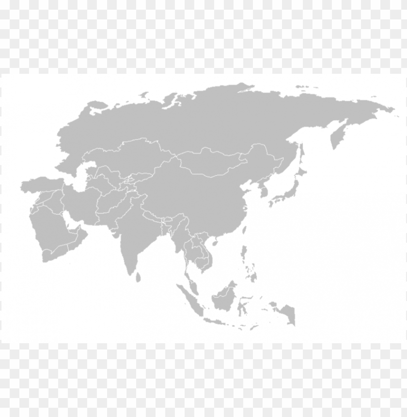 map asia PNG image with transparent background | TOPpng