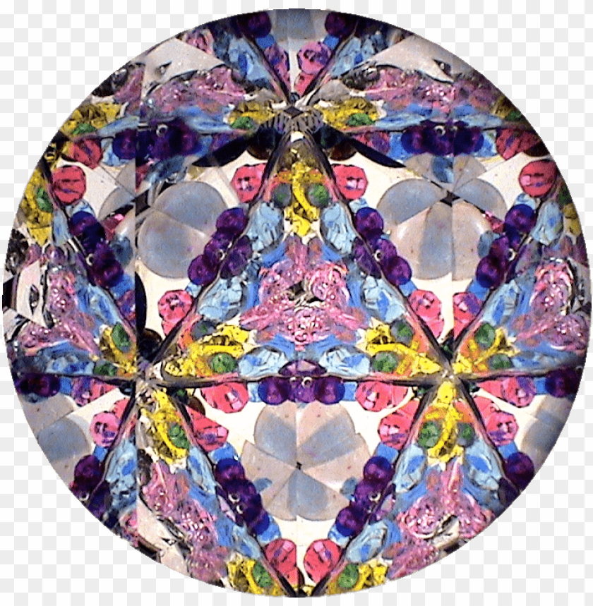 free PNG mauve and yellow kaleidoscope PNG image with transparent background PNG images transparent