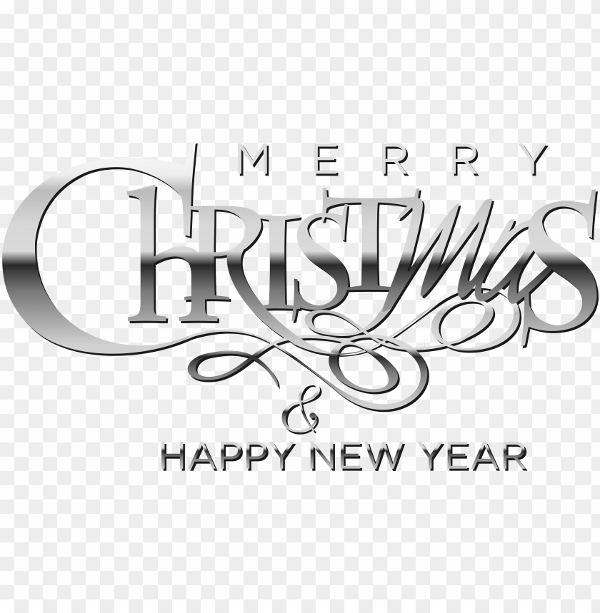 Happy New Year Transparent Background 39