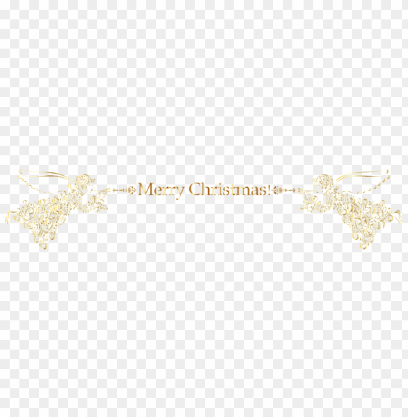 free PNG merry christmas angels decor png - Free PNG Images PNG images transparent
