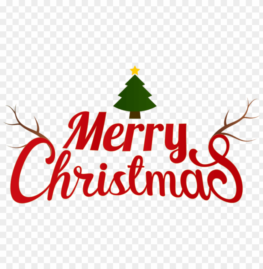 Merry Christmas Transparent Png Free Png Images Toppng