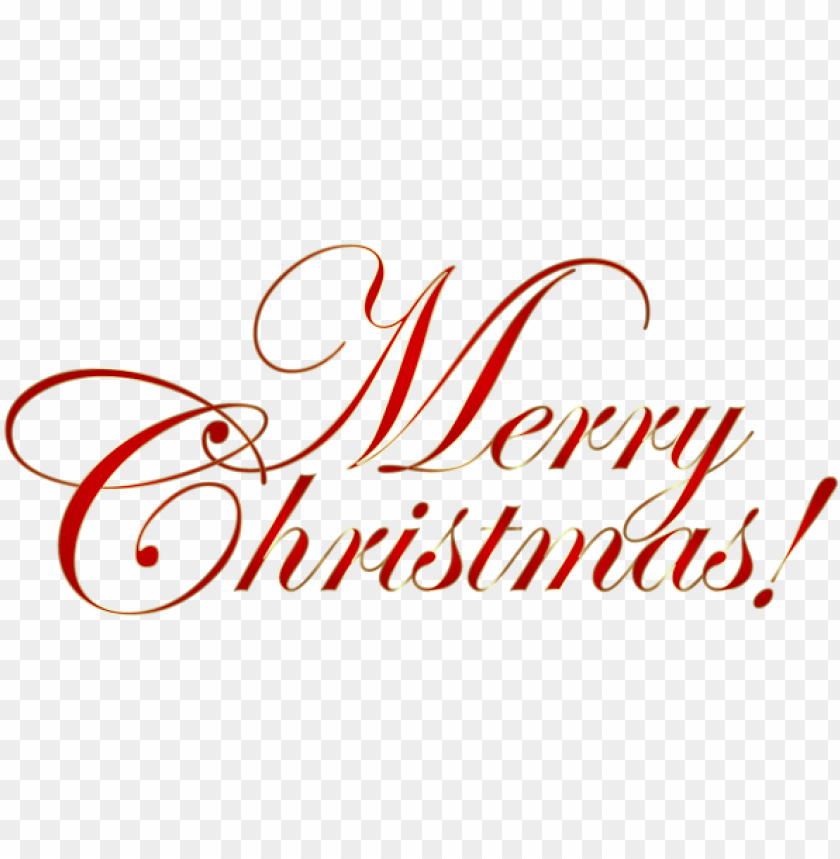 Merry Christmas No Background.Merry Christmas Transparent Png Image With Transparent