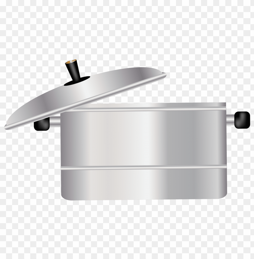 free png metal cooking pot clipart PNG images transparent