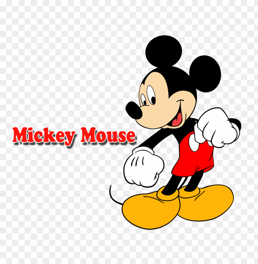 free PNG mickey mouse PNG images transparent