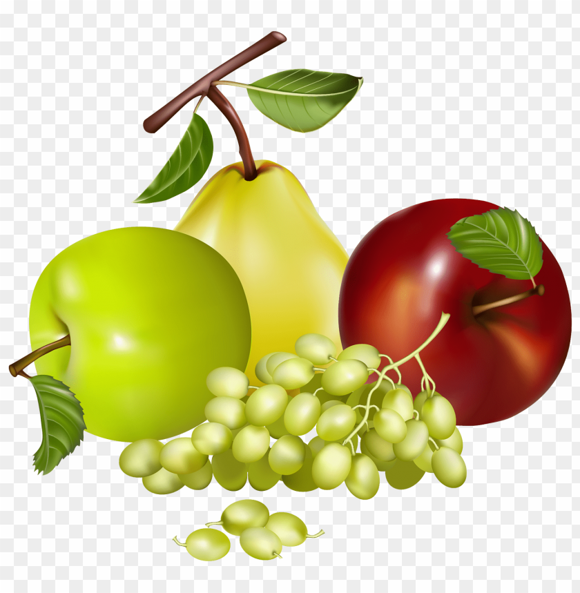 free PNG mixed fruits PNG images transparent