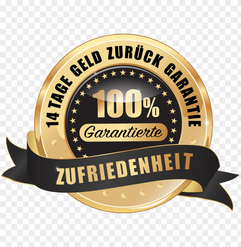 free PNG money back guarantee german PNG image with transparent background PNG images transparent
