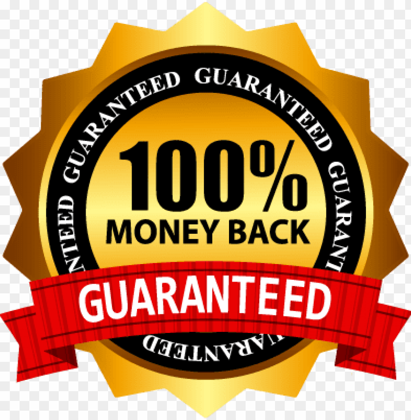 free PNG moneyback free png image - 100 money back guarantee PNG image with transparent background PNG images transparent