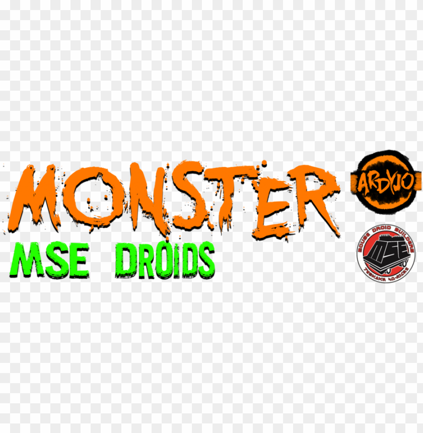 free PNG monster mse droids - portable network graphics PNG image with transparent background PNG images transparent