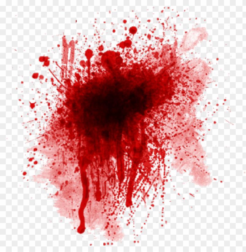 free PNG mouth blood png - blood splatter PNG image with transparent background PNG images transparent