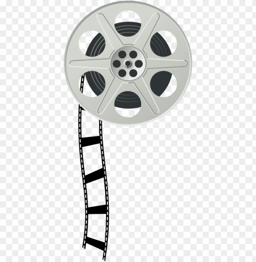 free PNG movie reel - film roll clip art PNG image with transparent background PNG images transparent