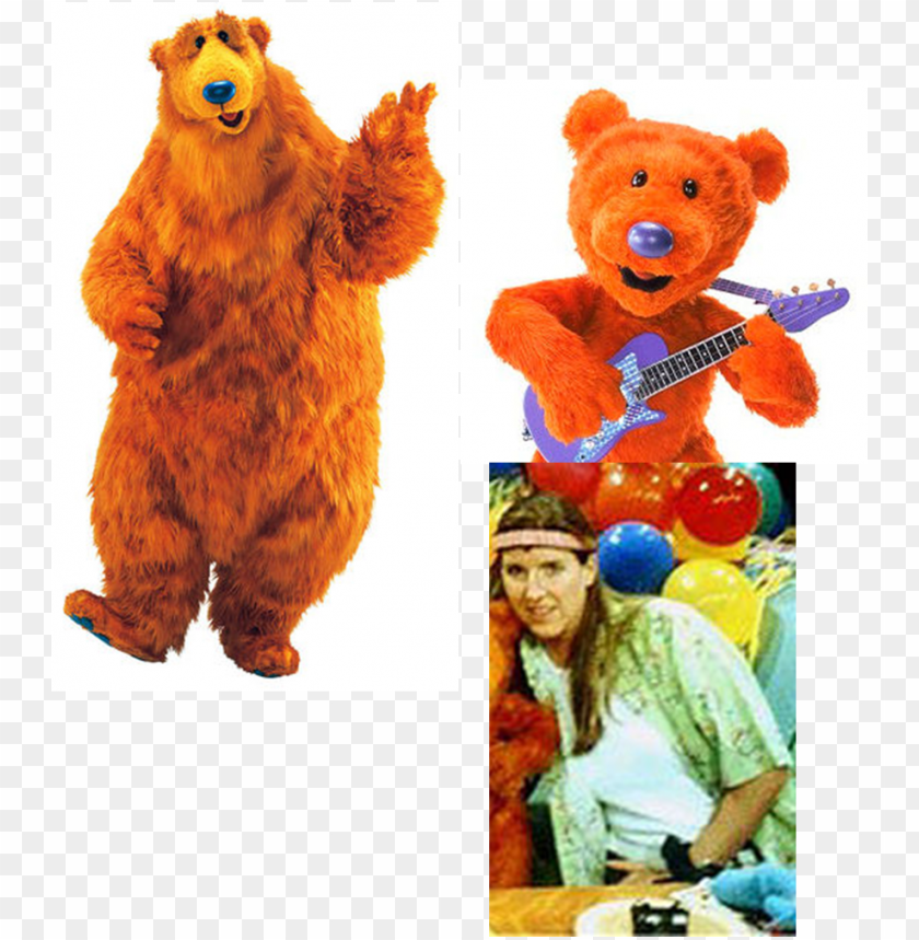 muppet wiki behind the scenes bear in the big blue PNG image