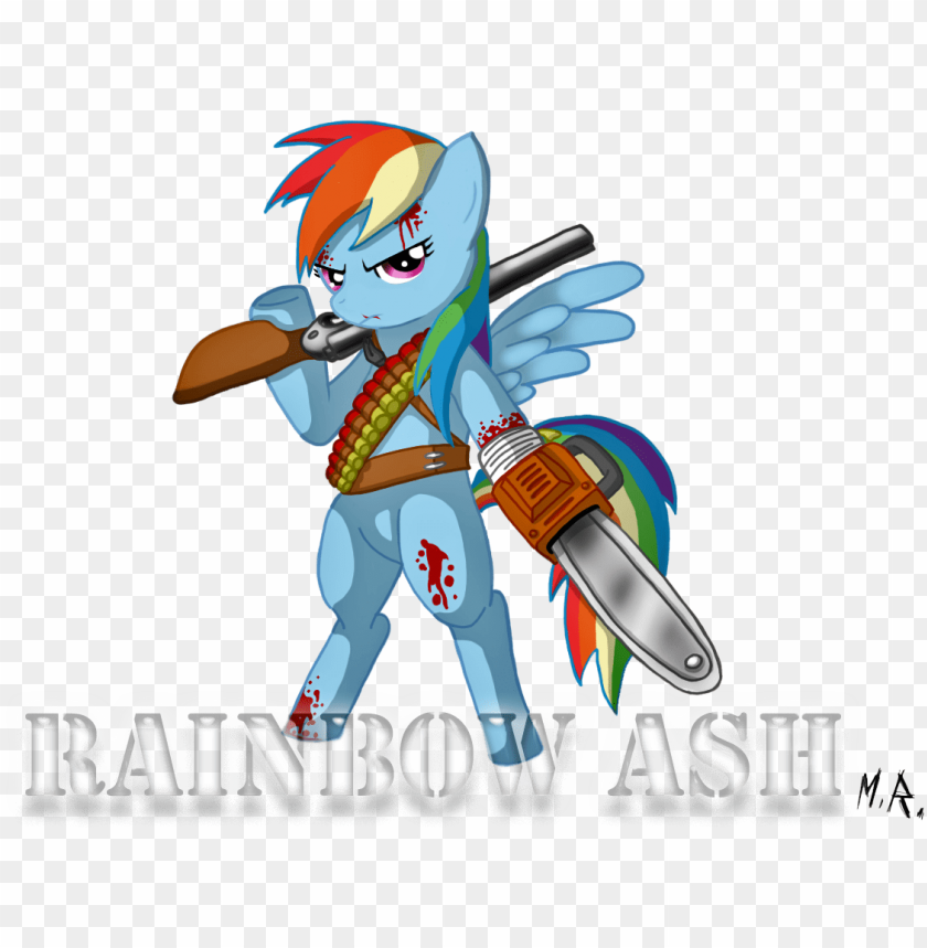 Download My Little Pony Evil Dead Png Images Background Toppng