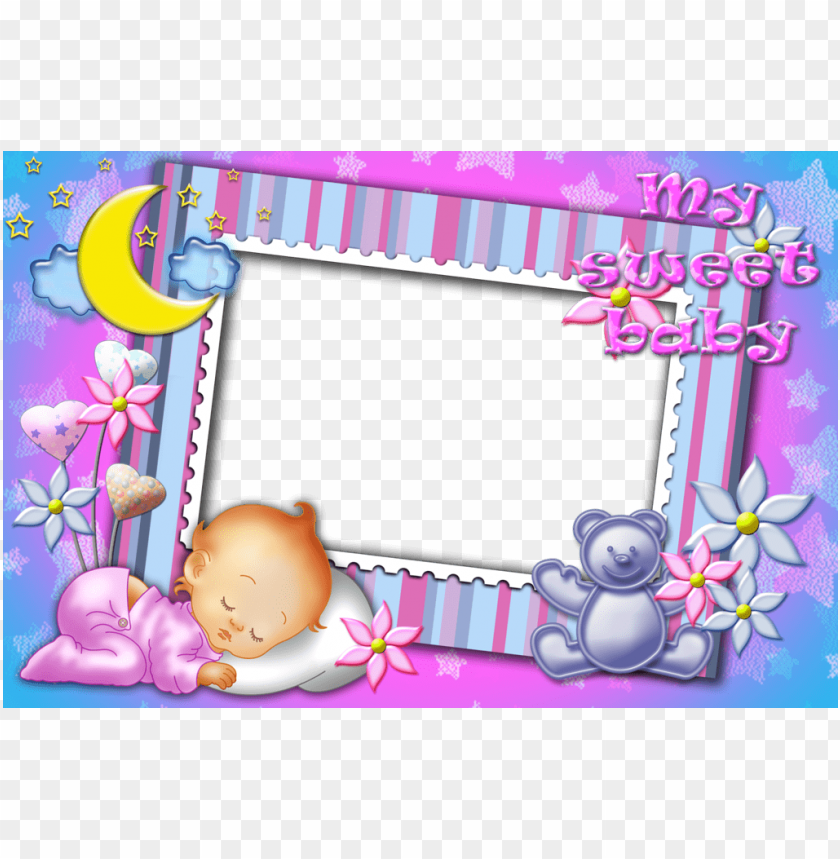 free PNG my sweet baby transparent photo frame background best stock photos PNG images transparent