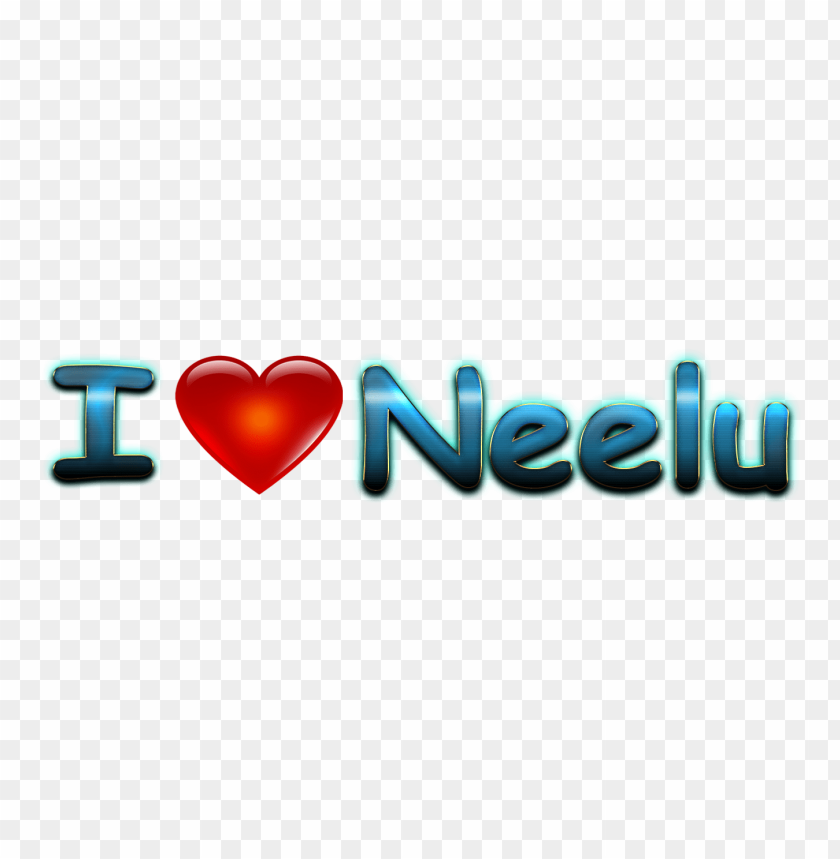 free PNG neelu heart name PNG images transparent