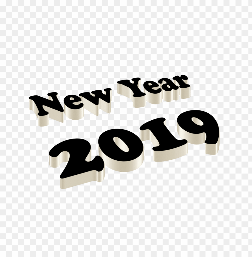 free PNG new year 2019 PNG images transparent