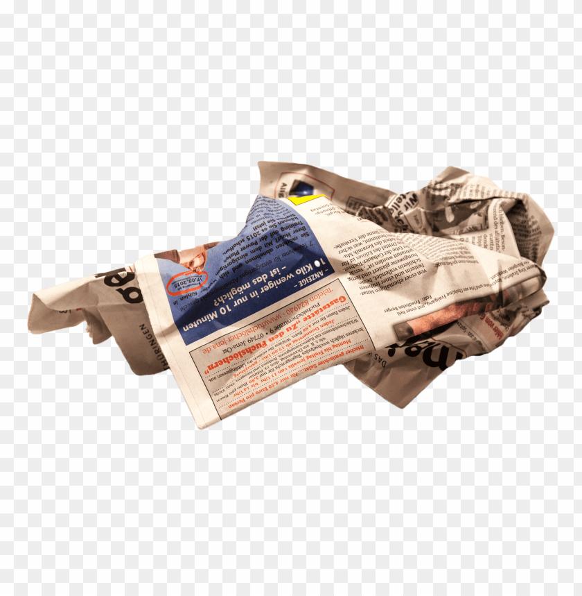 free PNG newspaper wrinkled PNG image with transparent background PNG images transparent