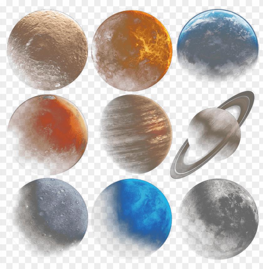 Резултат с изображение за planets transparent