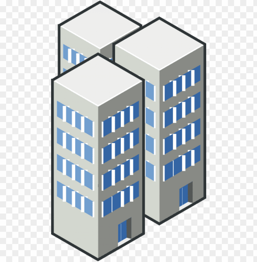 office building cartoon png download - condos clipart PNG