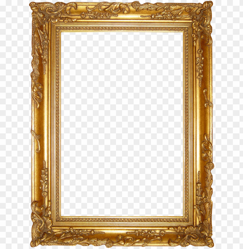 free PNG oil painting frames awesome art frames oil painting - gold frame PNG image with transparent background PNG images transparent