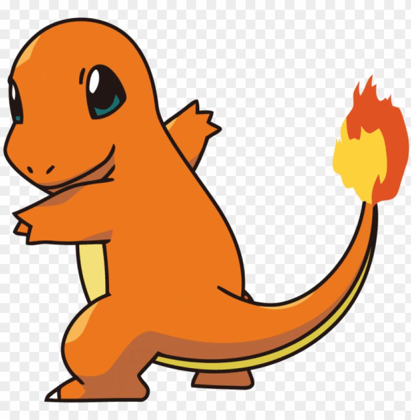 free PNG okemon charmander png - pokemon charmander PNG image with transparent background PNG images transparent