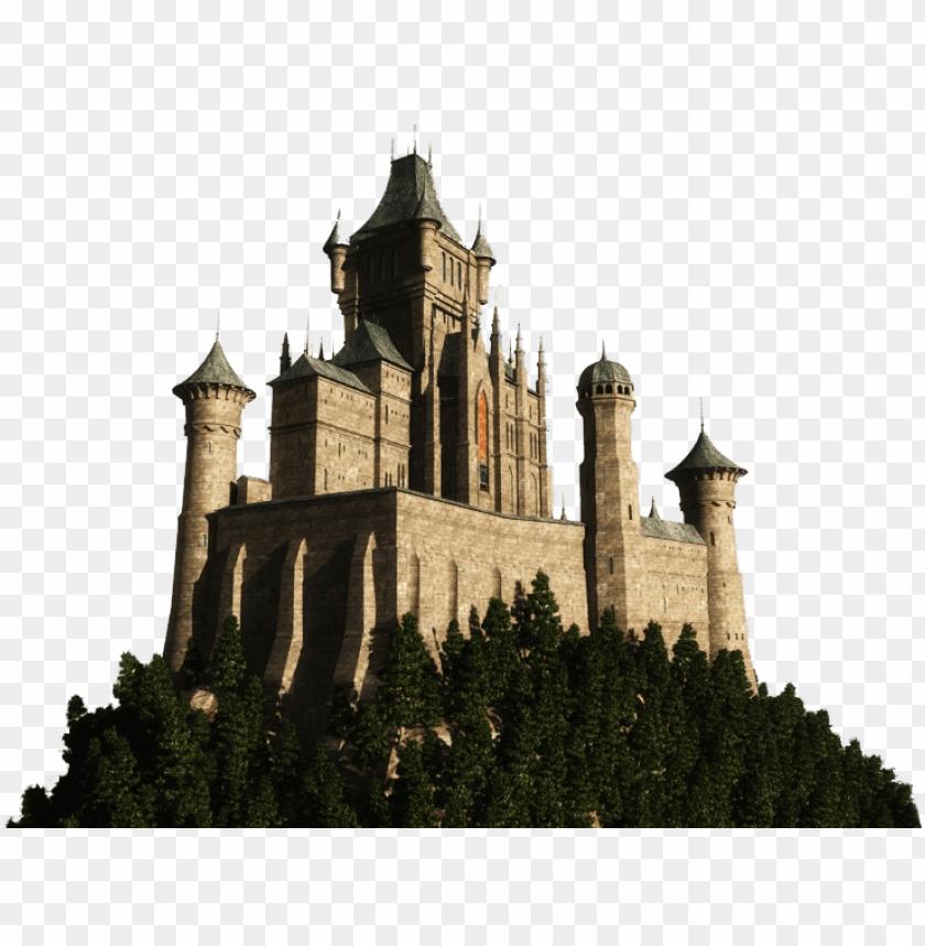 free PNG old castle png - castle PNG image with transparent background PNG images transparent