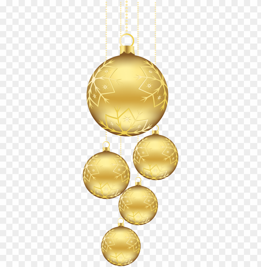 Gold Christmas Ornaments Png.Old Christmas Balls Ornaments Png Hanging Gold Christmas