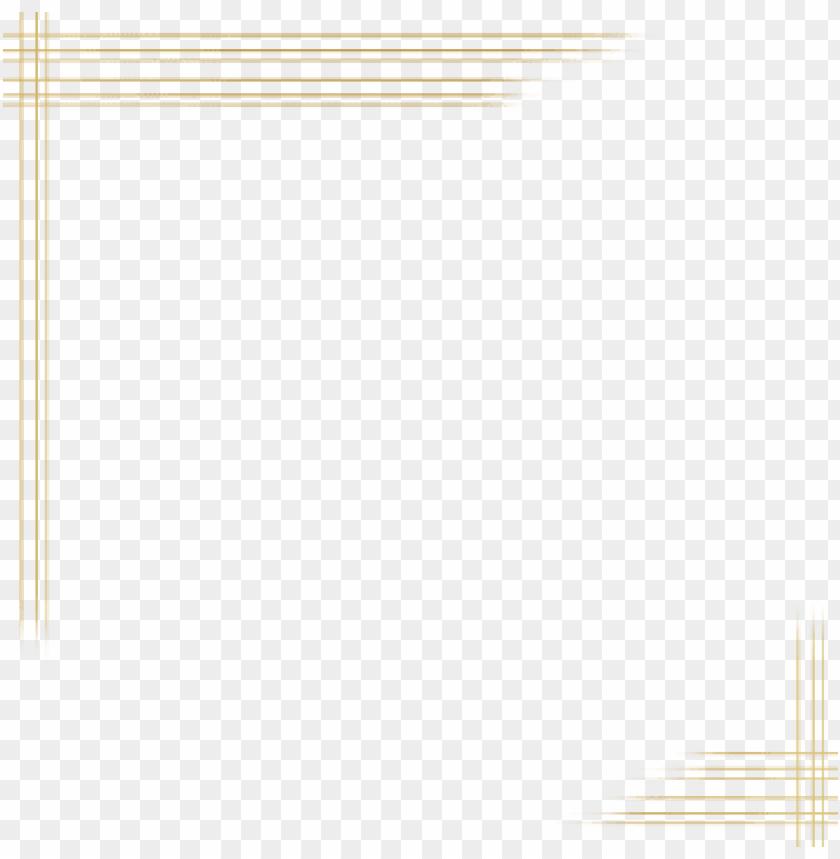 old frame vector design, gold, decorative, frame png - اطار