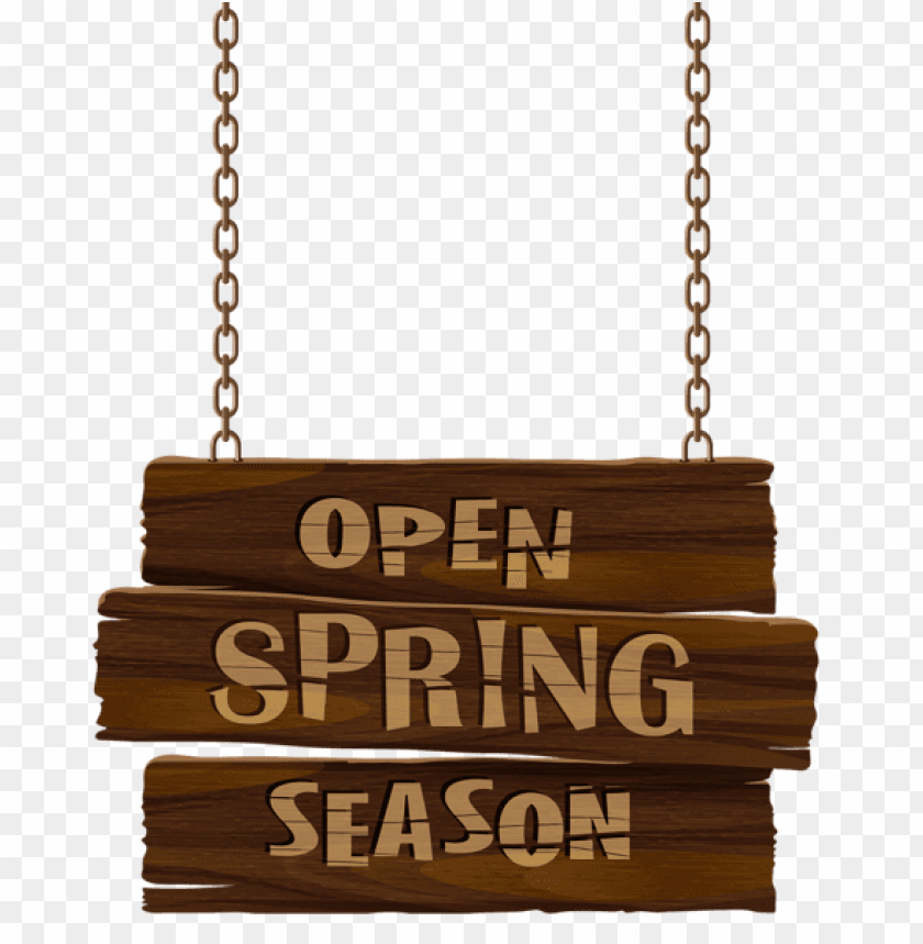 Download open spring season sign transparent png images background@toppng.com