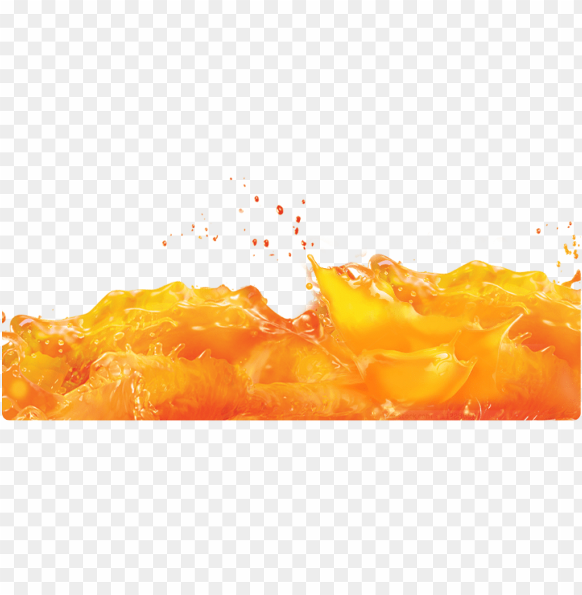 free PNG orange juice splash png PNG image with transparent background PNG images transparent