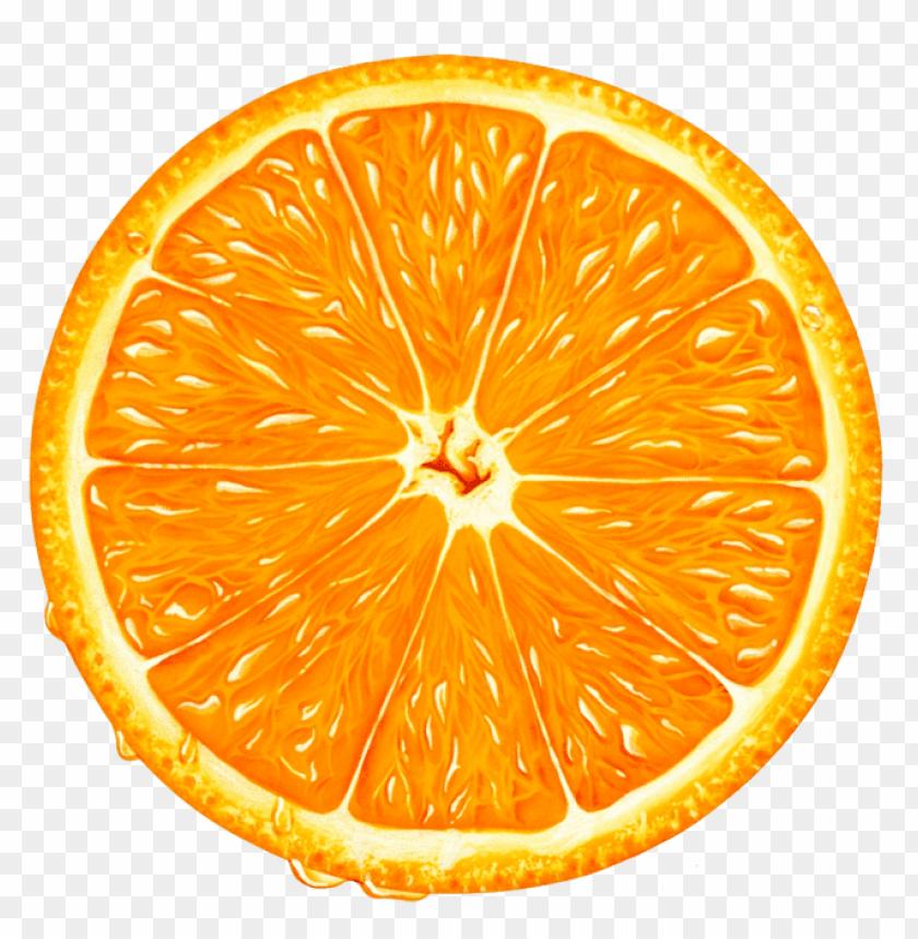 free png orange slice PNG images transparent