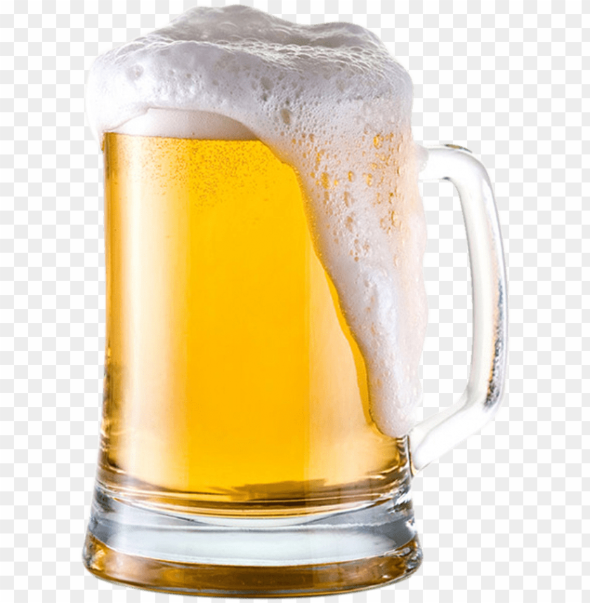 free PNG os dedicamos al alquiler de choperas de cerveza para - vaso de cerveza con espuma PNG image with transparent background PNG images transparent