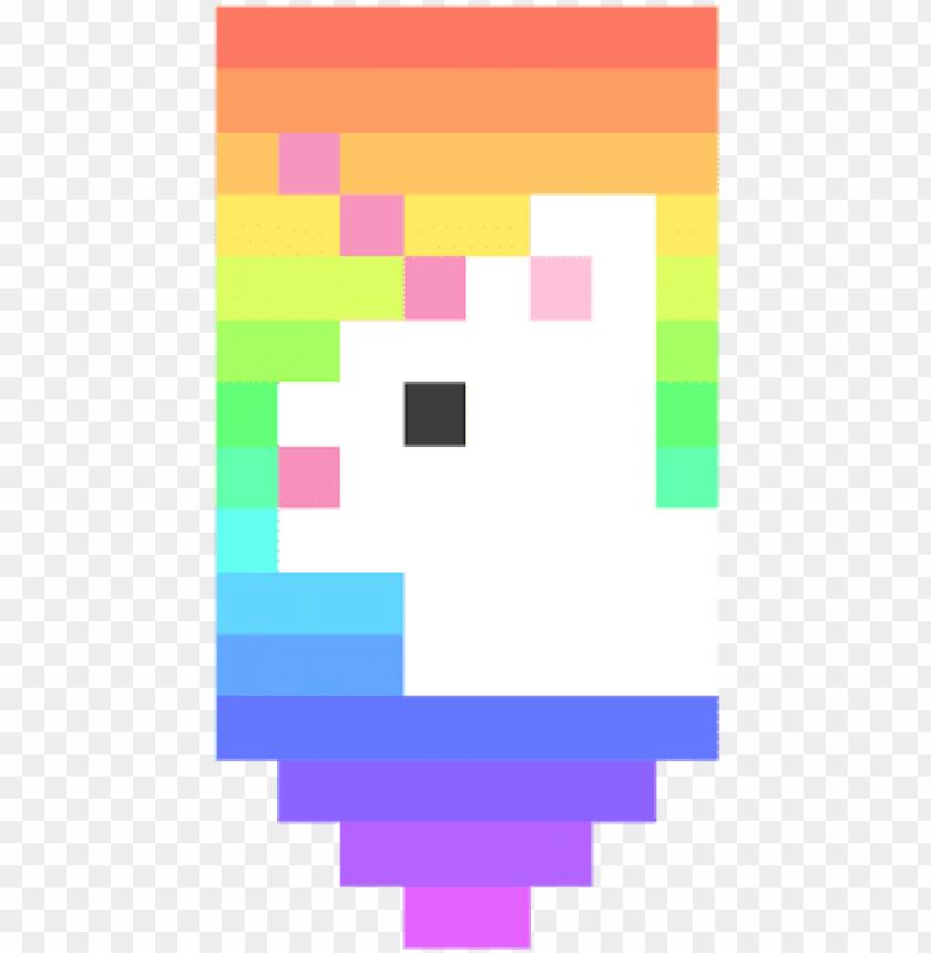Ova Skin Minecraft Skins Capes Nova Unicorn Cape Unicorn Banner Recipe Minecraft Png Image With Transparent Background Toppng