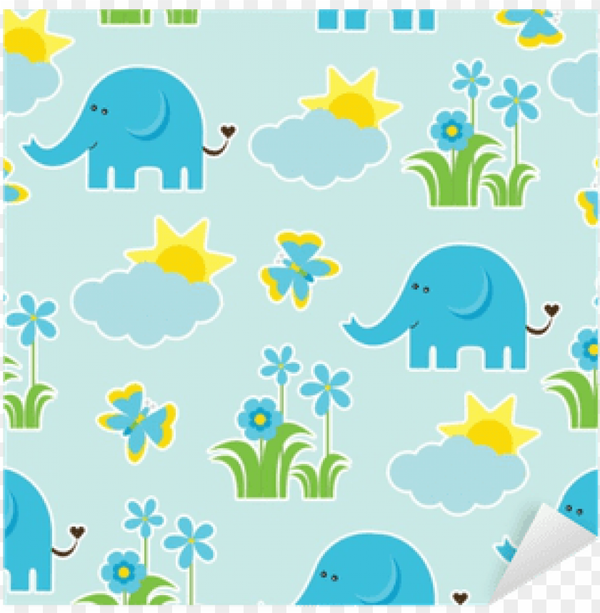 Papel Decorativo Baby Shower Png Image With Transparent Background