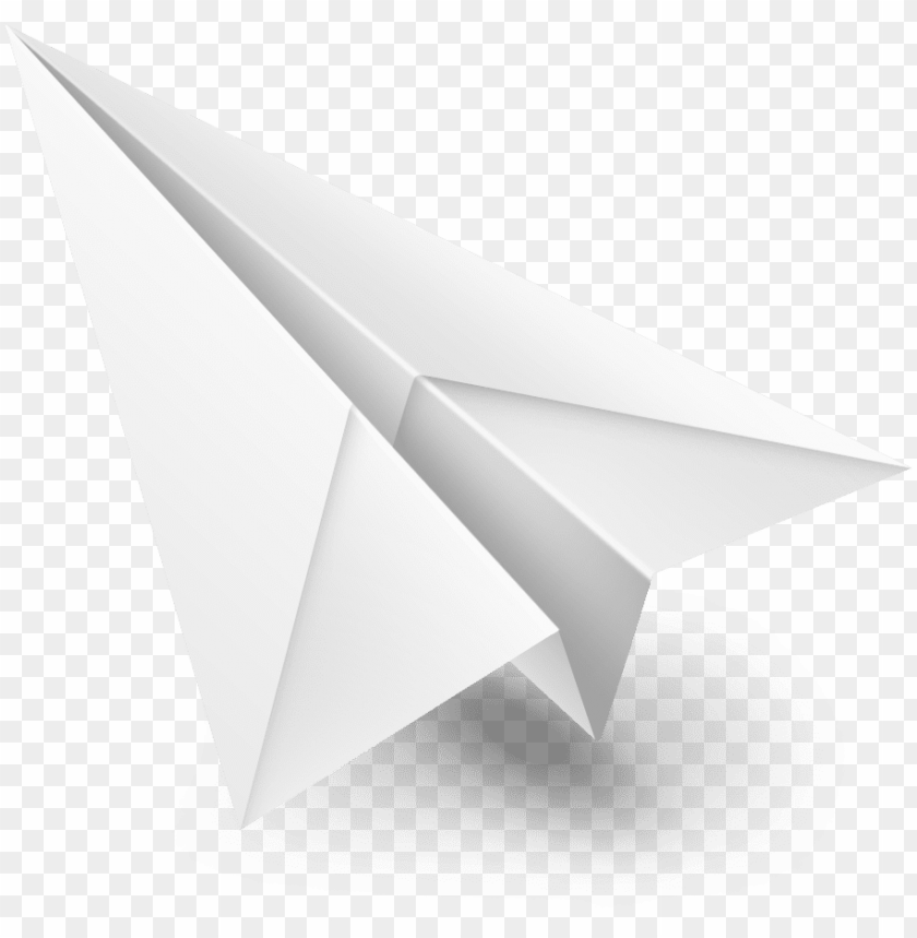 Paper Airplane Png Image With Transparent Background Toppng